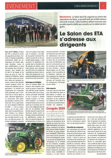 Congres EDT Anjou Agricole